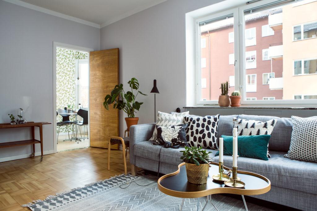 Ideas inspiradoras de salas para tu hogar dise o de for Ideas de diseno de interiores