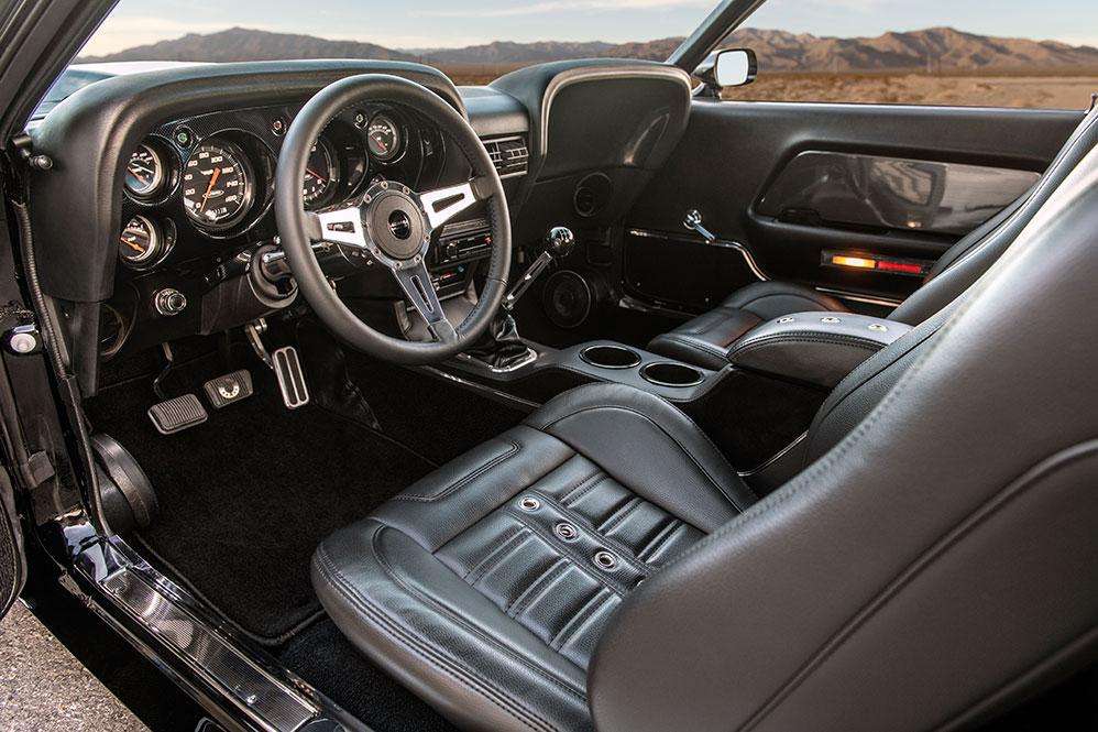 Mustang Boss De 1969 Reconstruido Con 815 Caballos De